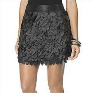 Kardashian Kollection Petal Mini Skirt